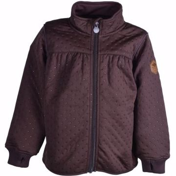 Soft Thermo jakke Puce brown